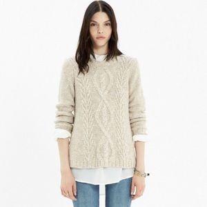 M a d e w e l l • Swing sweater